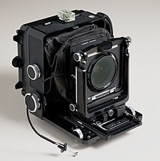 Wista Technical Field Camera